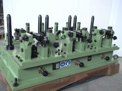 MODULAR CONSTRUCTION WITH DEDICATED MODULES ON A MAIN BODY. QUICK PRODUCTION SWITCH FIXTURE.